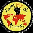 Franny the Traveler Logo. NEW transparen