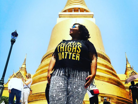 My Journey; Unapologetic Plus Size Traveler!