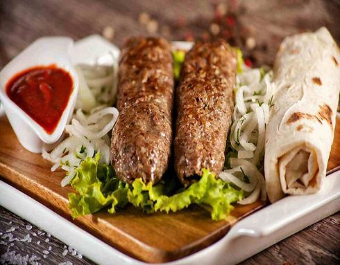 Люля кебаб Львів Lyula Kebab Lviv