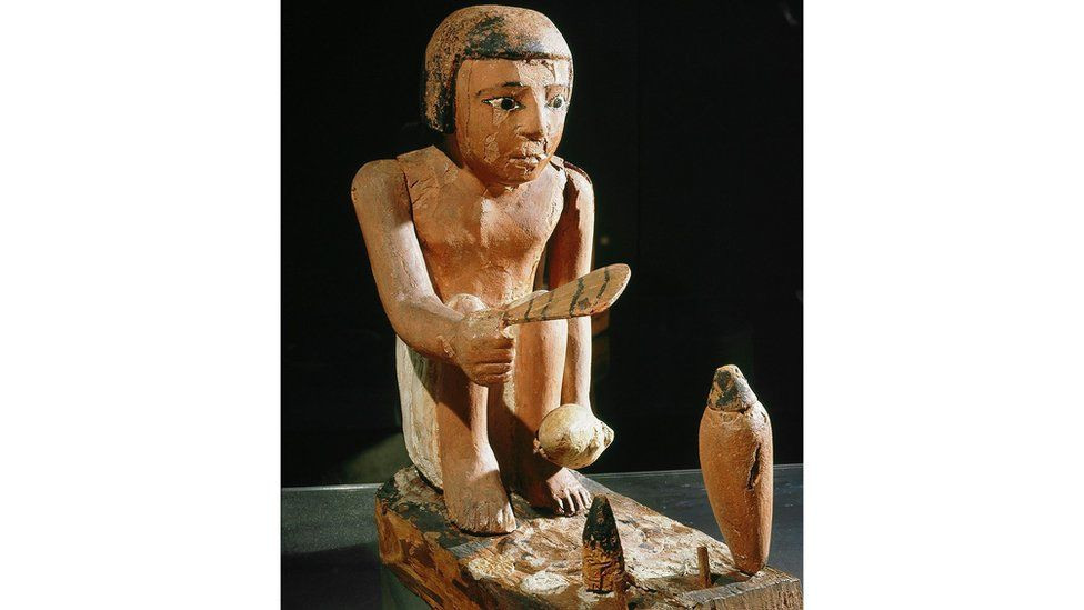 Кухар, Давній Єгипет. Photo: Getty Images