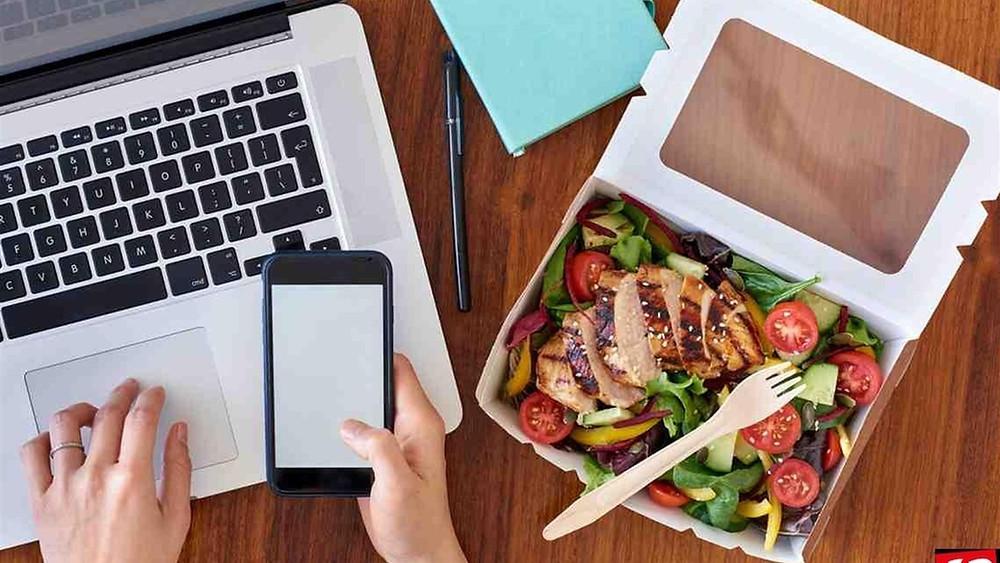 Доставка їжі онлайн