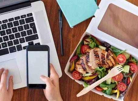 Доставка їжі онлайн: світові бізнес тренди або посткарантінний світ