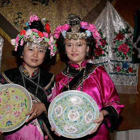 Дунгани в Узбекистані продовжують зберігати традиції і звичаї