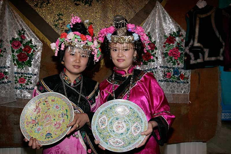Дунгане в Узбекистані