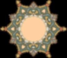 Арабеска Східний візірунок Самарканд