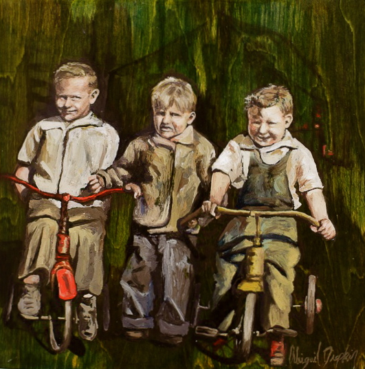 Fritz and the Boys, 1948