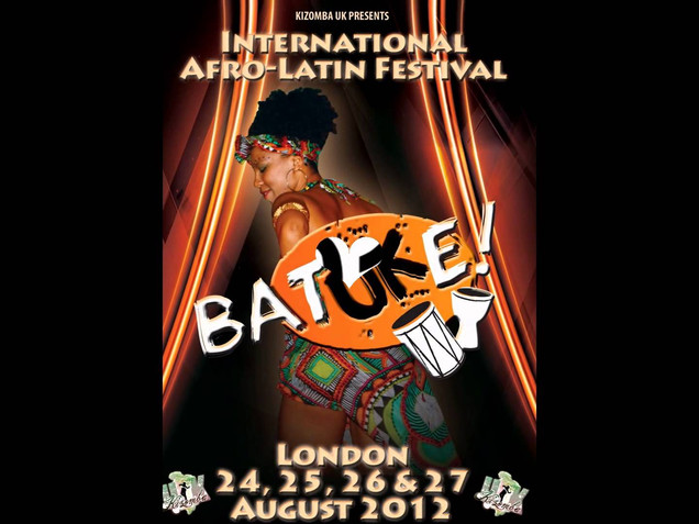 BATUKE! 6th Edition - 28 to 31 August 2015