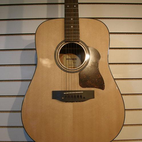 HOHNER HW350 acoustic guitar