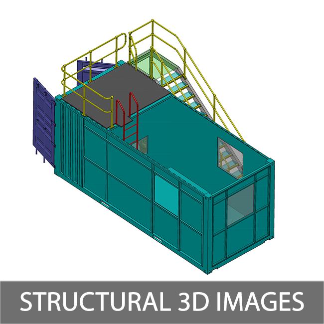 Structural-3D-Images