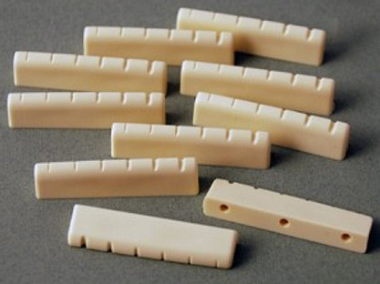 Acoustic Guitar replacement nut plastic