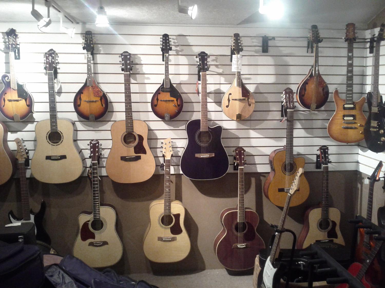 Cochran Guitar Shop