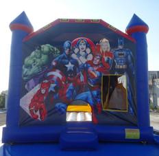 Super Heroes Castle