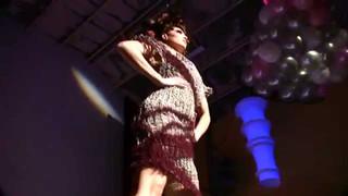 FASHION VIDEO SHAE LYNN VIP SOCIALITE & TUAN TRAN