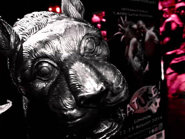 BLACK SKINHEAD [[BATUKE! FESTIVAL LONDON KIZOMBA REMIX KANYE WEST]]