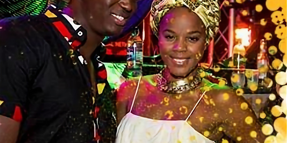 Afro-Chic Party (Batuke! Welcome Party): classes, shows, party!