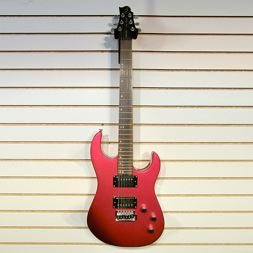 Sammick Greg Bennett Electric Guitar Red USED