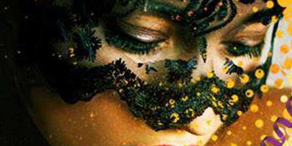 BATUKE! Masked Ball, Longest Kizomba Night, Show by JM Rotin