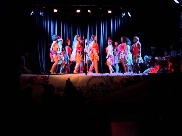 BATUKE! 2015 - Luanda Social Club - Pt. 2 - BATUKE! Project 2015