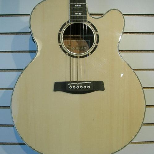 HAGSTROM  J 15 CE  A / E JUMBO guitar