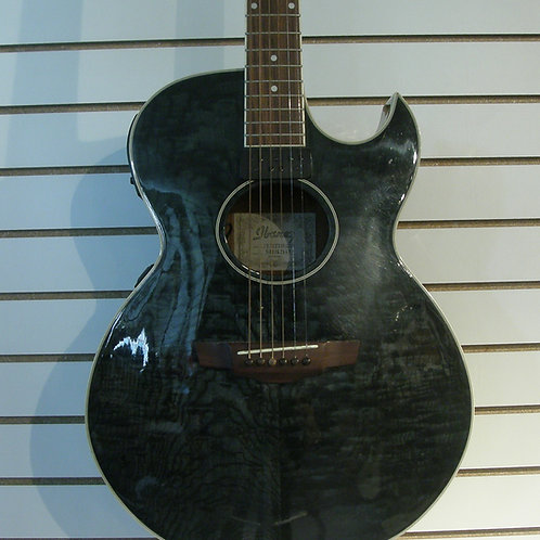 Ibanez  Used A / E This was equal to the Steve Vai Guitar they offered.