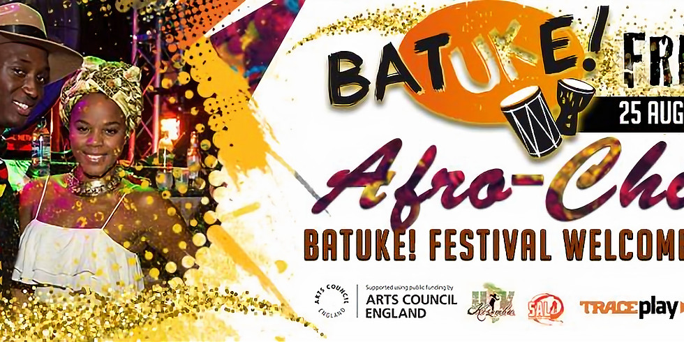 Afro-Chic Party (Batuke! Welcome Party): classes, shows, party! (1)