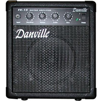 Danville 15W guitar amp