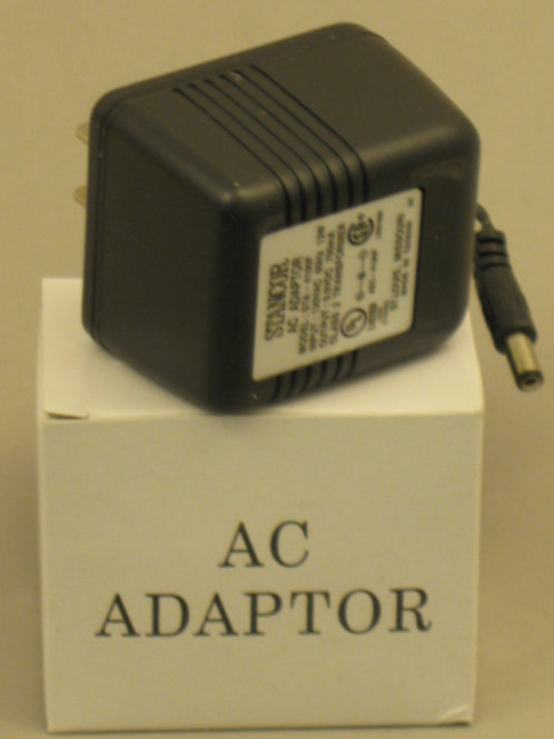 9 Volt AC adaptor