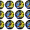 Thumbnail: Full color stickers rond