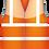 Thumbnail: Houd afstand Veiligheidshesjes