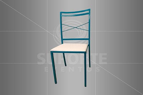 Cadeira Boho Tifanny Metálica
