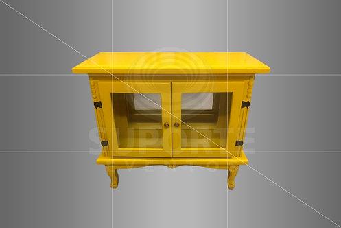 Armário Amarelo 0,70 alt. x 0,82 larg. x 0,37 prof.