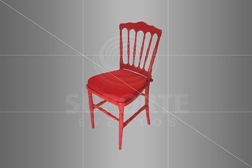 Cadeira Dior Vermelha