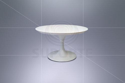 Mesa Centro Branca Saarinen 0,80 x 0,42