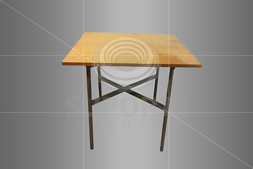 Mesa para Uso de Toalha 0,80 x 0,80
