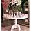 Thumbnail: Mesa Branca em Madeira (Diâmetros: 1,20 e 1,30)