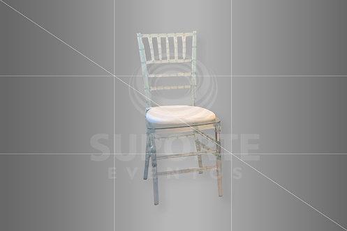 Cadeira Tiffany Cristal