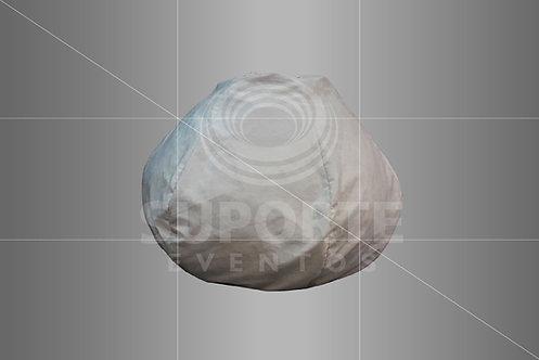 Puff Pêra c/ Capa (Cores: Bege ou Off White)