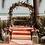 Thumbnail: Arco Metálico Bronze 3,41 larg. x 2,96 alt. (sustentação de resp. do cliente)