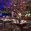 Thumbnail: Mesa Imbuia Charllot Espelhada 1,30 x 1,30 x 0,78 alt.