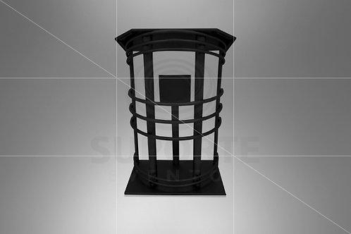 Púlpito Bronze 1,00 x 0,65 x 1,20 alt.