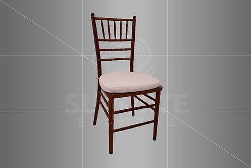 Cadeira Tiffany Imbuia