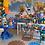 Thumbnail: Mesa Boho Azul 1,35 de Diâmetro