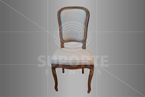 Cadeira Luis Felipe Imbuia