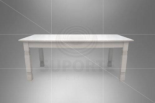 Mesa Branca Diamante 2,00 x 1,00