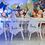 Thumbnail: Cadeira Kids Castelo Assento Branco