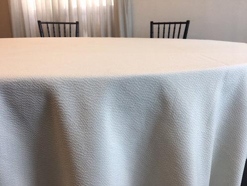 Toalha Gorgurinho Off-White com 3,00 de Diâmetro