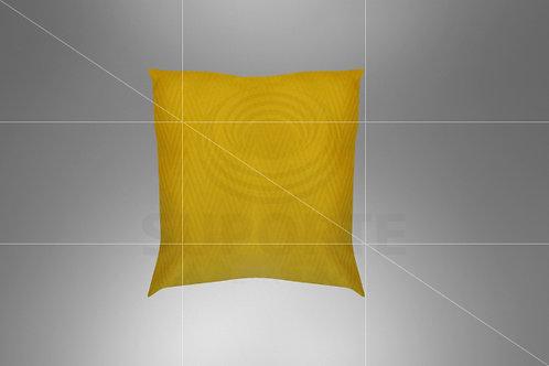 Almofada Boho Mostarda 0,40 x 0,40 (Ref: B02)