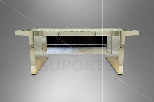 Mesa Espelhada Classic I 2,00 x 1,00 x 0,76 alt.