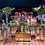 Thumbnail: Mesa Cubo Espelhada 0,90 x 0,90 x 0,42 alt.