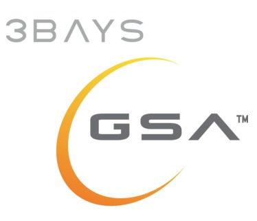 Clase de Golf con 3Bays GSA